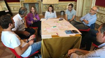 ROBUST Living Labs held regional workshops on cross-sectoral interactions