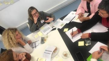 Lisbon Living Lab held its first working session with local stakeholders