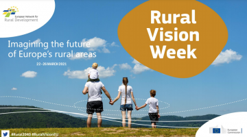 A New Vision for Rural Areas: ROBUST Takes Part in Rural Vision Week