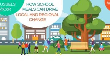 Can school meals drive local and regional change?